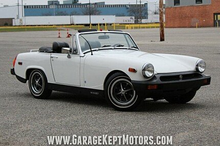 1976 MG Midget for sale 100928683
