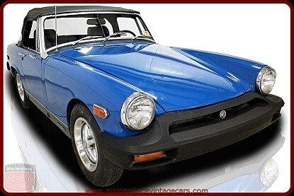 1976 MG Midget for sale 101035866