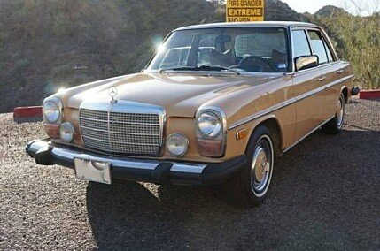 1976 Mercedes-Benz 240D for sale 100813821