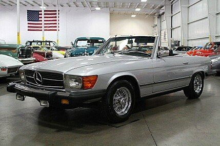 1976 Mercedes-Benz 450SL for sale 100734818