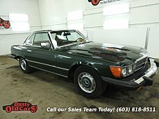1976 Mercedes-Benz 450SL for sale 100759797