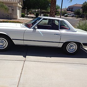 1976 Mercedes-Benz 450SL for sale 100766393