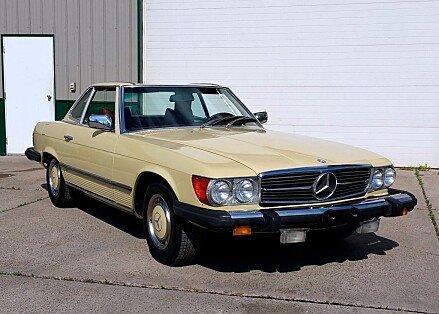 1976 Mercedes-Benz 450SL for sale 100767296