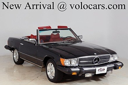 1976 Mercedes-Benz 450SL for sale 100774236