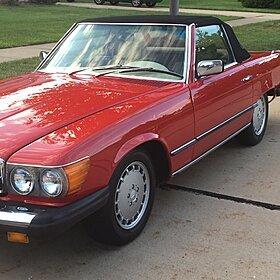 1976 Mercedes-Benz 450SL for sale 100794209