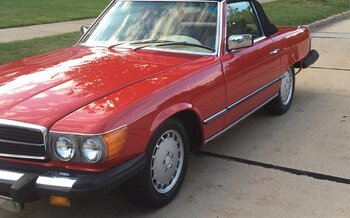 1976 Mercedes-Benz 450SL for sale 100794209