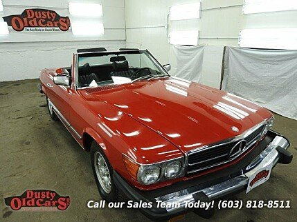 1976 Mercedes-Benz 450SL for sale 100795309