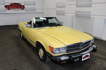 1976 Mercedes-Benz 450SL for sale 100846277