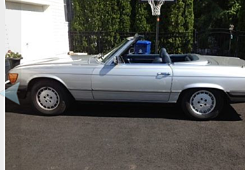 1976 Mercedes-Benz 450SL for sale 100791880
