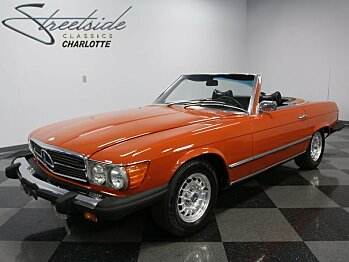 1976 Mercedes-Benz 450SL for sale 100883281