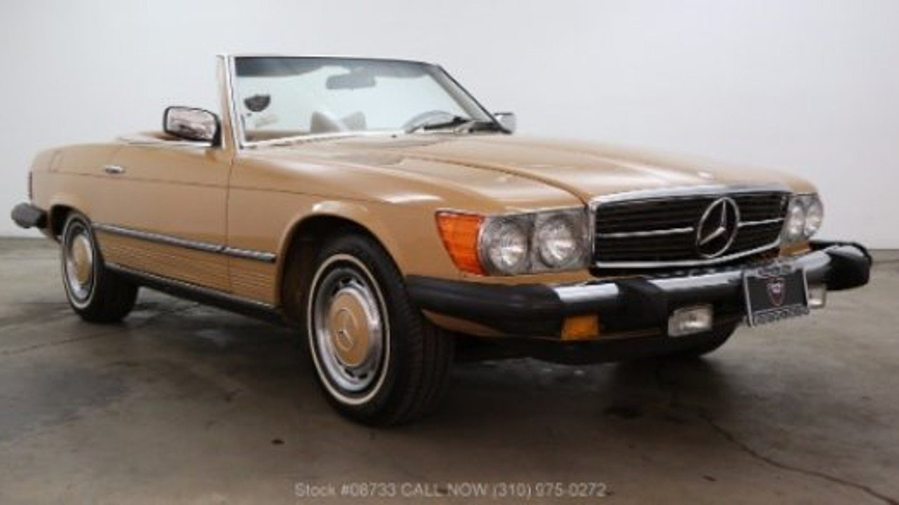 1976 Mercedes-Benz 450SL for sale 100904520
