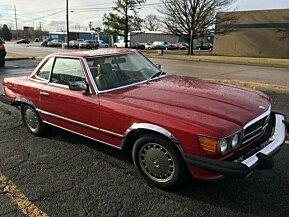 1976 Mercedes-Benz 450SL for sale 100829236