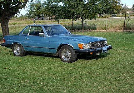 1976 Mercedes-Benz 450SL for sale 100840103