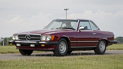 1976 Mercedes-Benz 450SL for sale 100886474