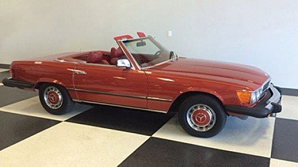 1976 Mercedes-Benz 450SL for sale 100892798