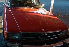 1976 Mercedes-Benz 450SL for sale 100905602
