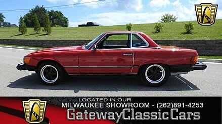 1976 Mercedes-Benz 450SL for sale 100921639