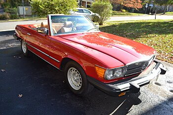 1976 Mercedes-Benz 450SL for sale 100925415