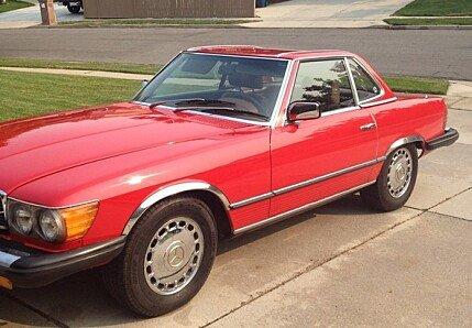 1976 Mercedes-Benz 450SL for sale 100929480