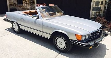 1976 Mercedes-Benz 450SL for sale 100934796