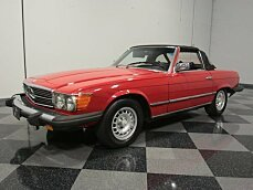 1976 Mercedes-Benz 450SL for sale 100948109