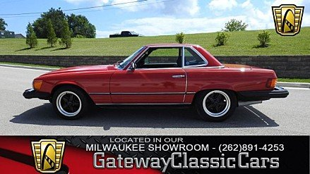 1976 Mercedes-Benz 450SL for sale 100950096