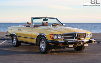 1976 Mercedes-Benz 450SL for sale 100968216