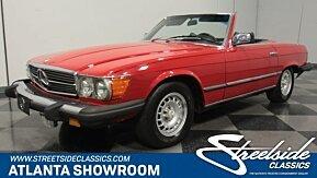 1976 Mercedes-Benz 450SL for sale 100970161