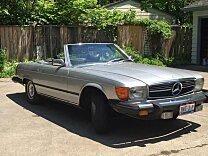 1976 Mercedes-Benz 450SL for sale 100994645