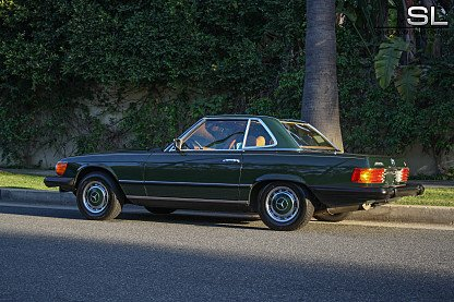 1976 Mercedes-Benz 450SL for sale 101001320