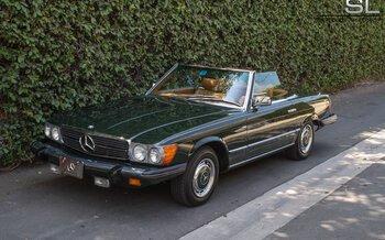 1976 Mercedes-Benz 450SL for sale 101001320