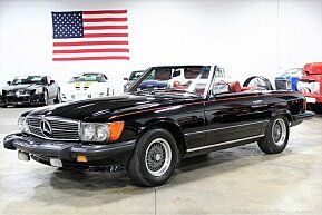 1976 Mercedes-Benz 450SL for sale 101017033