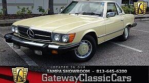 1976 Mercedes-Benz 450SL for sale 101055876