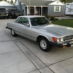 1976 Mercedes-Benz 450SLC for sale 100751695