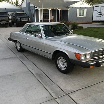 Mercedes benz 450slc classics for sale classics on for Mercedes benz for sale autotrader