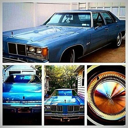 1976 Oldsmobile 88 for sale 100829298