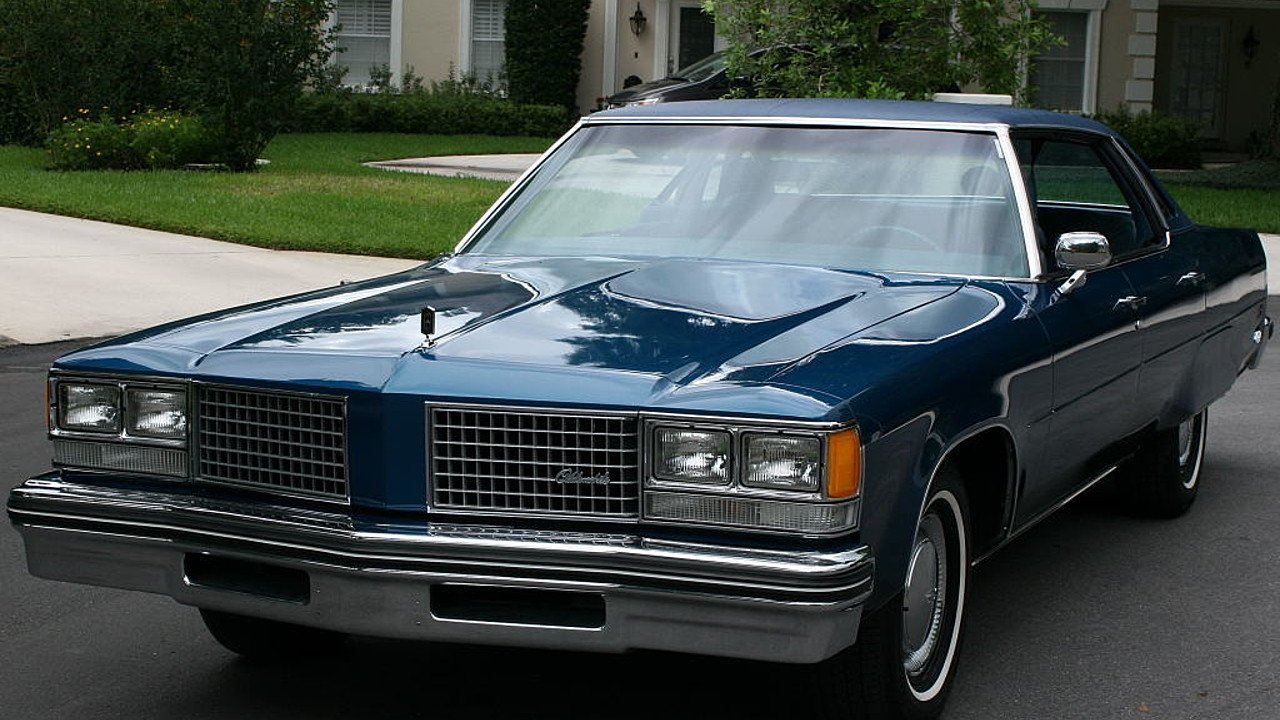 1976 Oldsmobile Ninety-Eight for sale 100771103