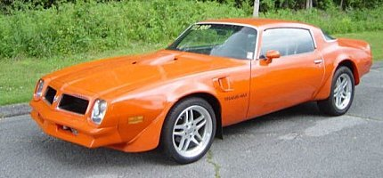 1976 Pontiac Firebird for sale 100771511