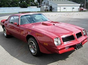 1976 Pontiac Firebird for sale 100831492