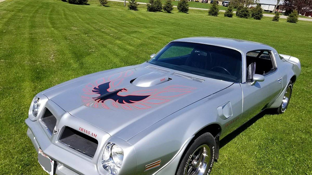 1976 Pontiac Firebird Trans Am for sale 100998881