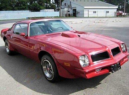 1976 Pontiac Firebird for sale 100831492