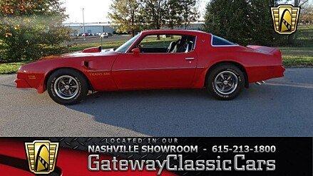 1976 Pontiac Firebird for sale 100949184