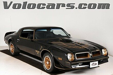 1976 Pontiac Firebird for sale 101001412