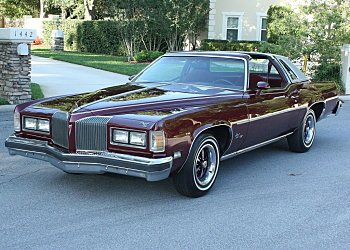 1976 Pontiac Grand Prix for sale 100981017
