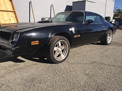 1976 Pontiac Trans Am for sale 100729132