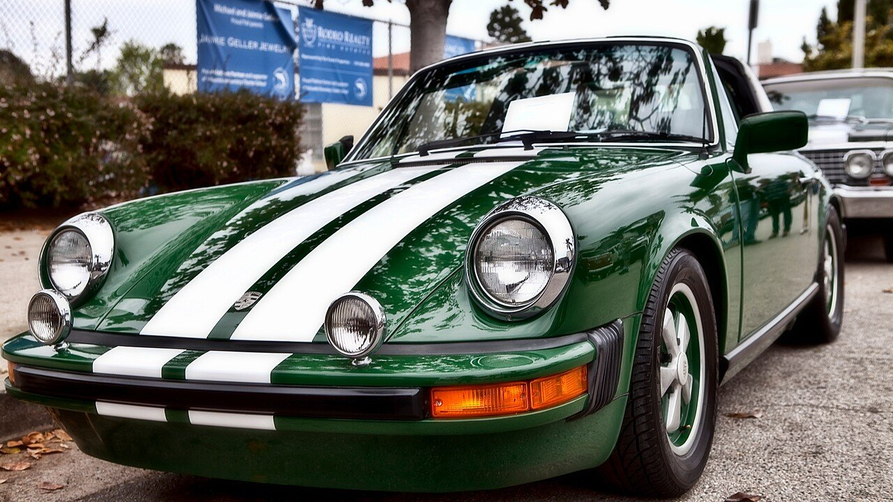 1976 Porsche 911 Targa for sale 100885422
