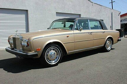 1976 Rolls-Royce Silver Shadow for sale 100750309