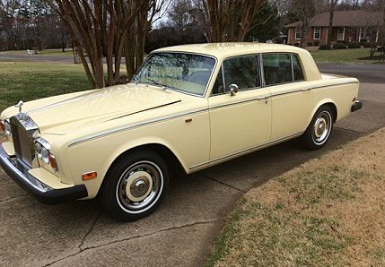 1976 Rolls-Royce Silver Shadow for sale 100792481