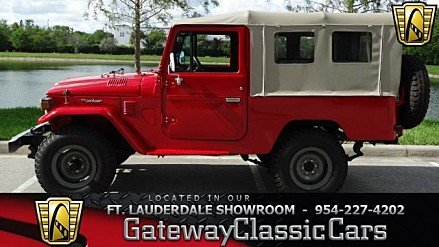 1976 Toyota Land Cruiser for sale 100778609