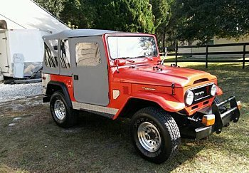 1976 Toyota Land Cruiser for sale 100837307